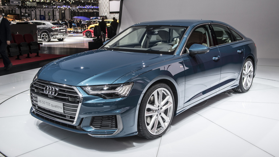 2019 audi a6 and e tron prototype debut at 2018 geneva motor show. Black Bedroom Furniture Sets. Home Design Ideas