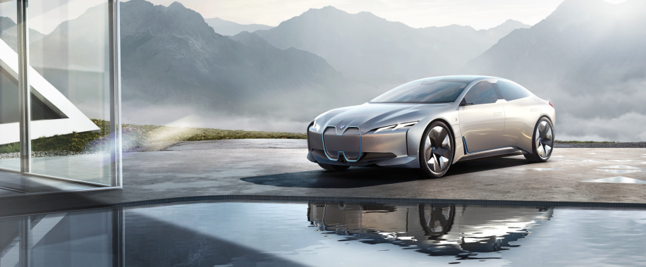2020 BMW i4 EV to have Tesla-beating range