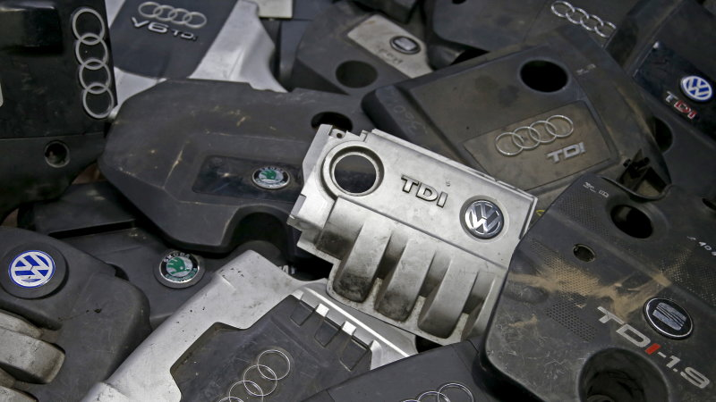 VW offers to buy back new diesels if bans introduced