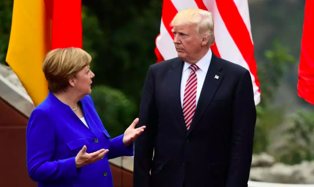 Trump reportedly says he wants to wipe German cars off the U.S. map