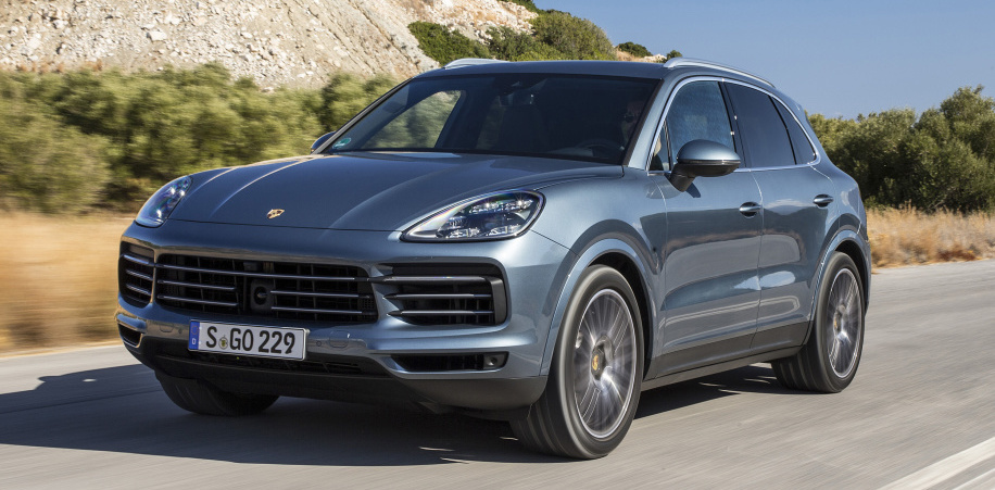 Porsche prepares a Cayenne Coupe to challenge GLE and X6
