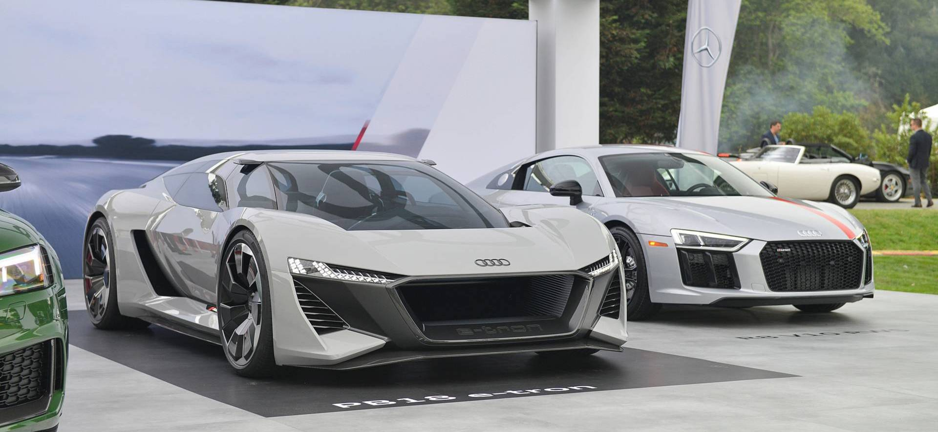 Next-Generation Audi R8 Could Be Only Electric And Pack 1,000 HP