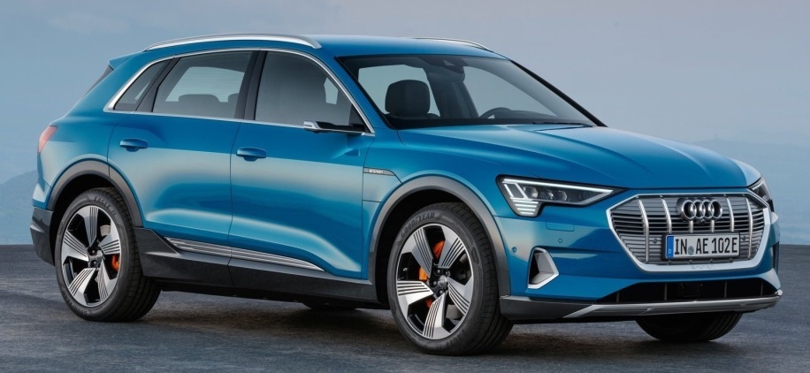 2019 Audi E-Tron crossover EV revealed, priced at just over $75,000