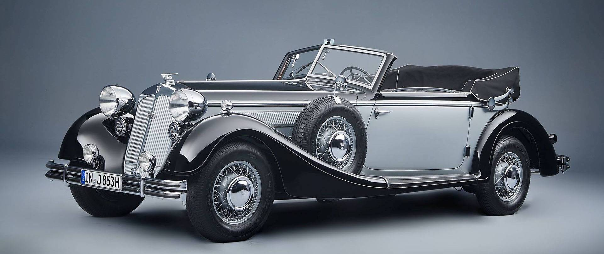 Audi might bring back historic Horch name as Maybach rival
