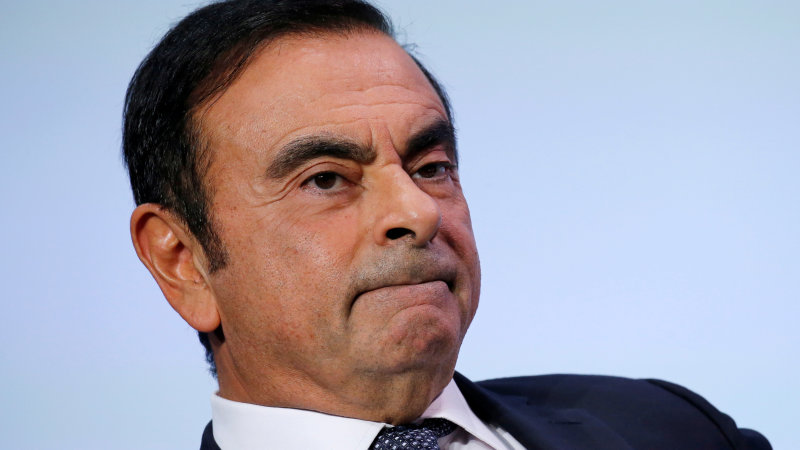 Carlos Ghosn's arrest casts doubt on future of Renault-Nissan alliance