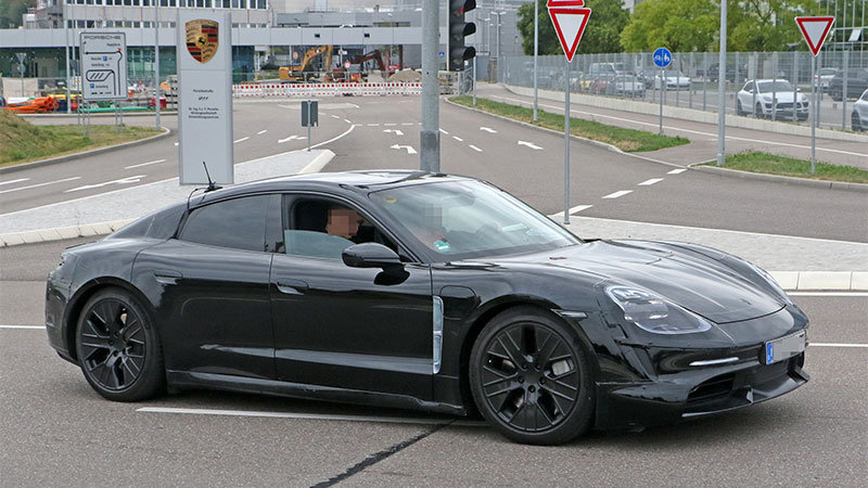 First year of Porsche Taycan production may already be sold out
