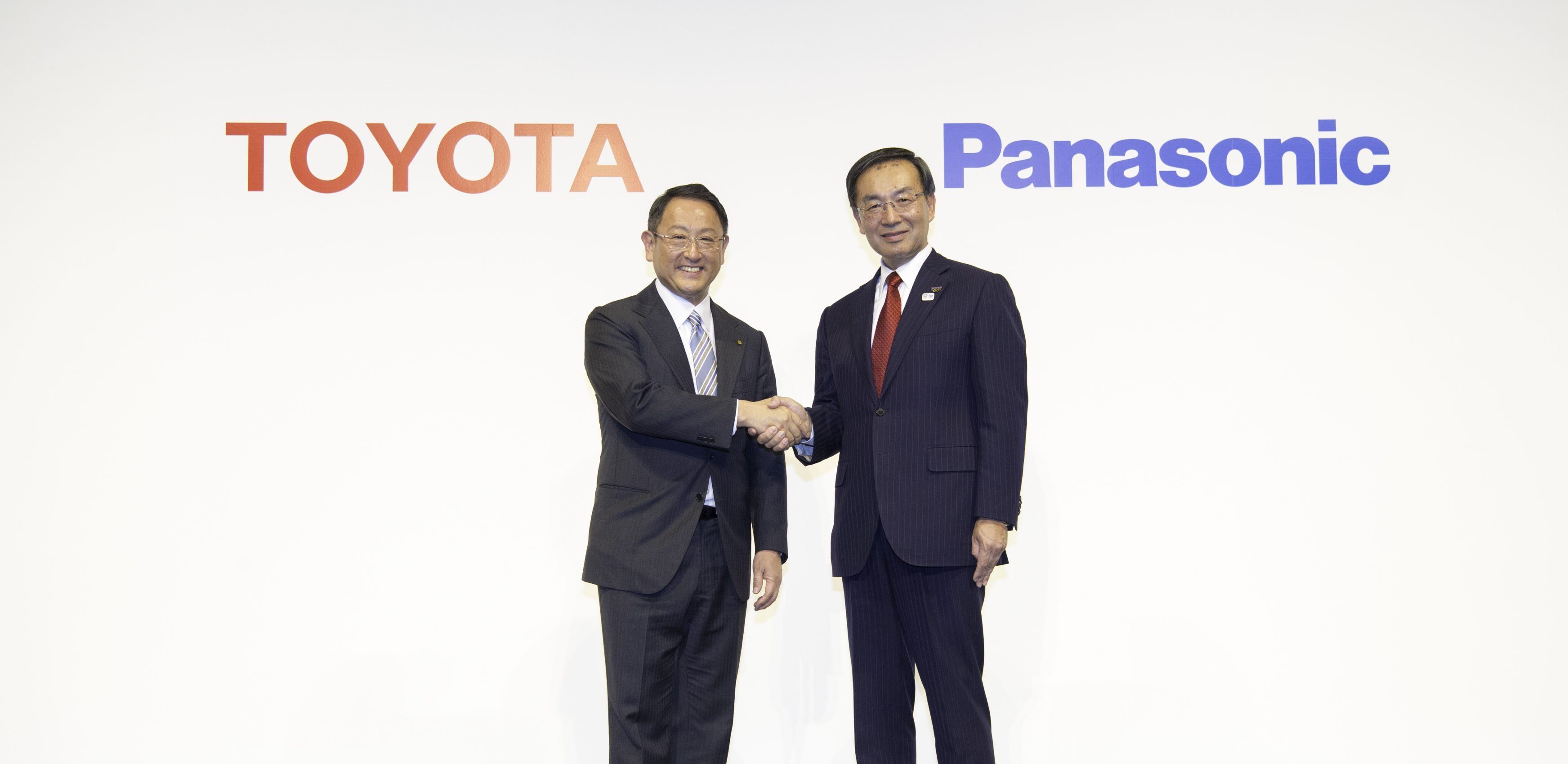 Toyota, Panasonic announce big EV battery joint venture