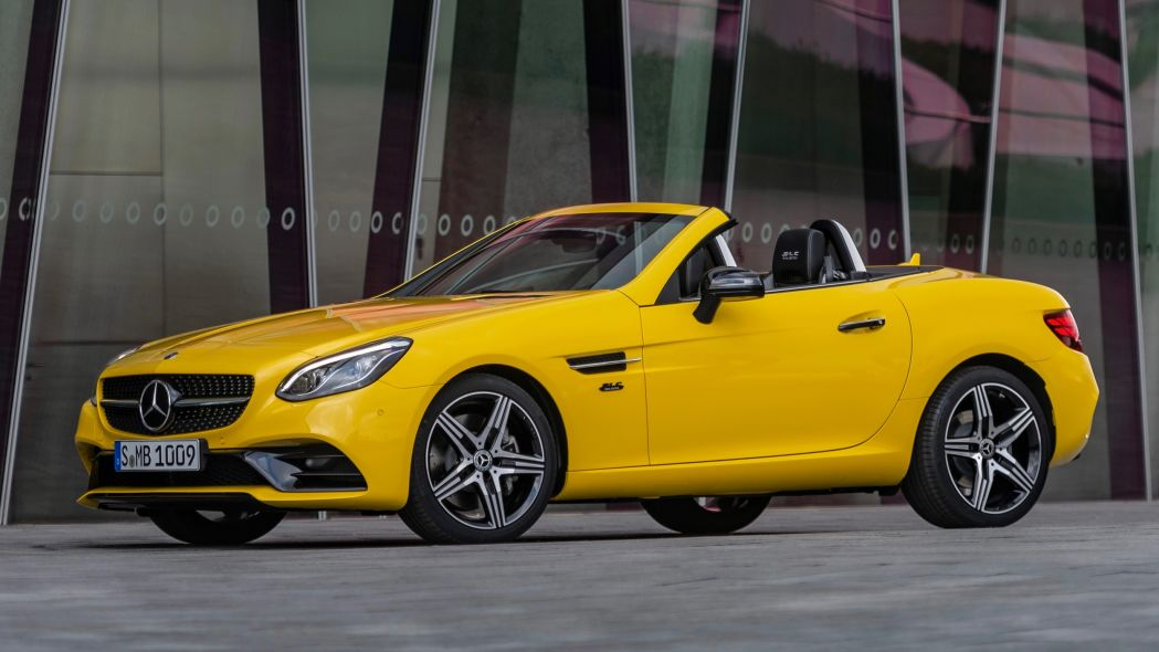 2020 Mercedes-Benz SLC Final Edition goes out in style