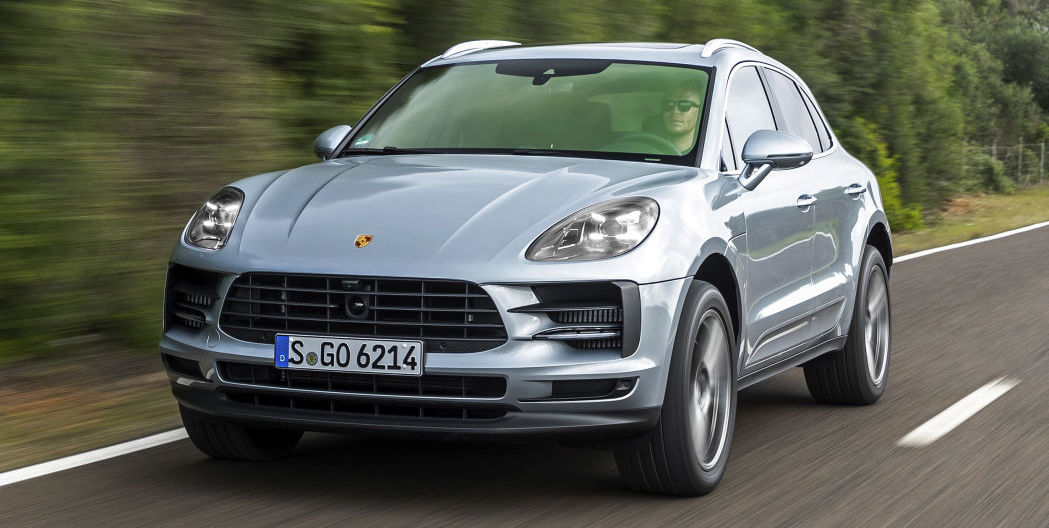 Next-generation Porsche Macan will be electric
