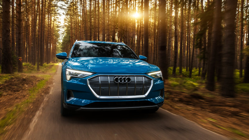 New Audi ad campaign aims to counter skepticism of EVs