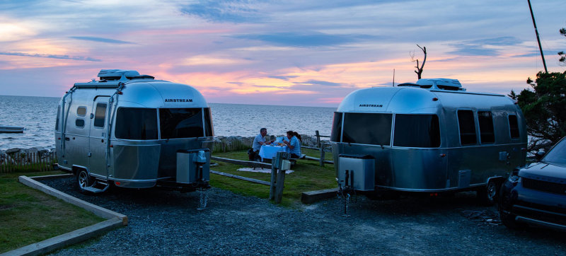 Airstream introduces the Bambi and Caravel mini travel trailers