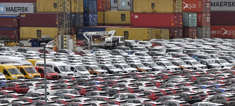EU has a $39 billion retaliatory tariff list if U.S. hits its cars