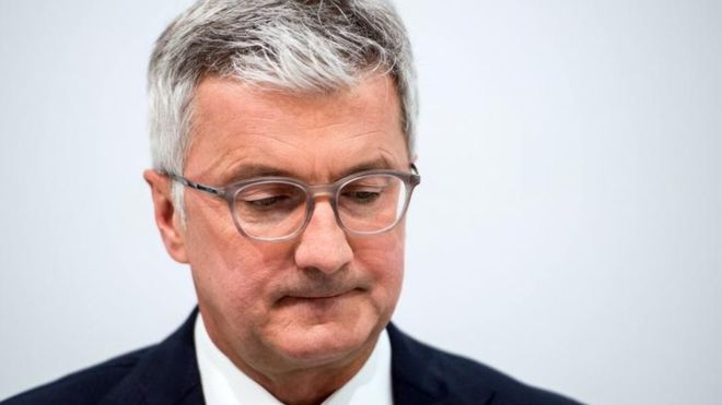 Ex-Audi boss Rupert Stadler charged in Germany over role in emissions scandal