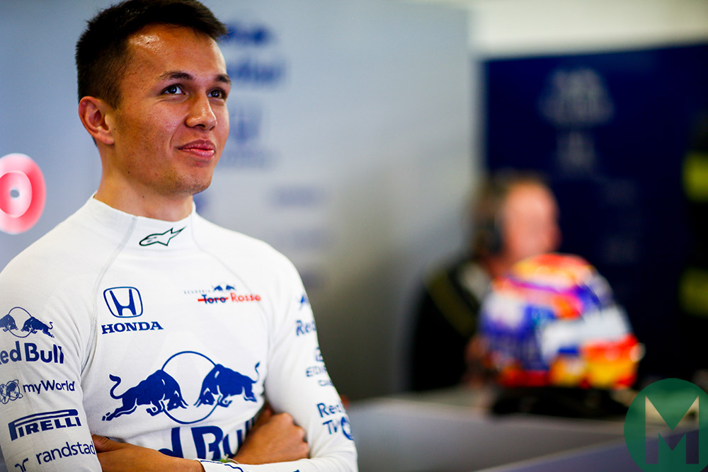 Red Bull demotes Pierre Gasly, gives rookie Alexander Albon his ride
