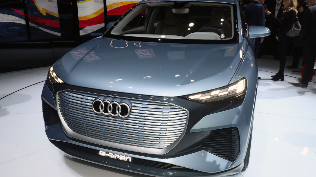Audi planning at least three MEB-based electric cars