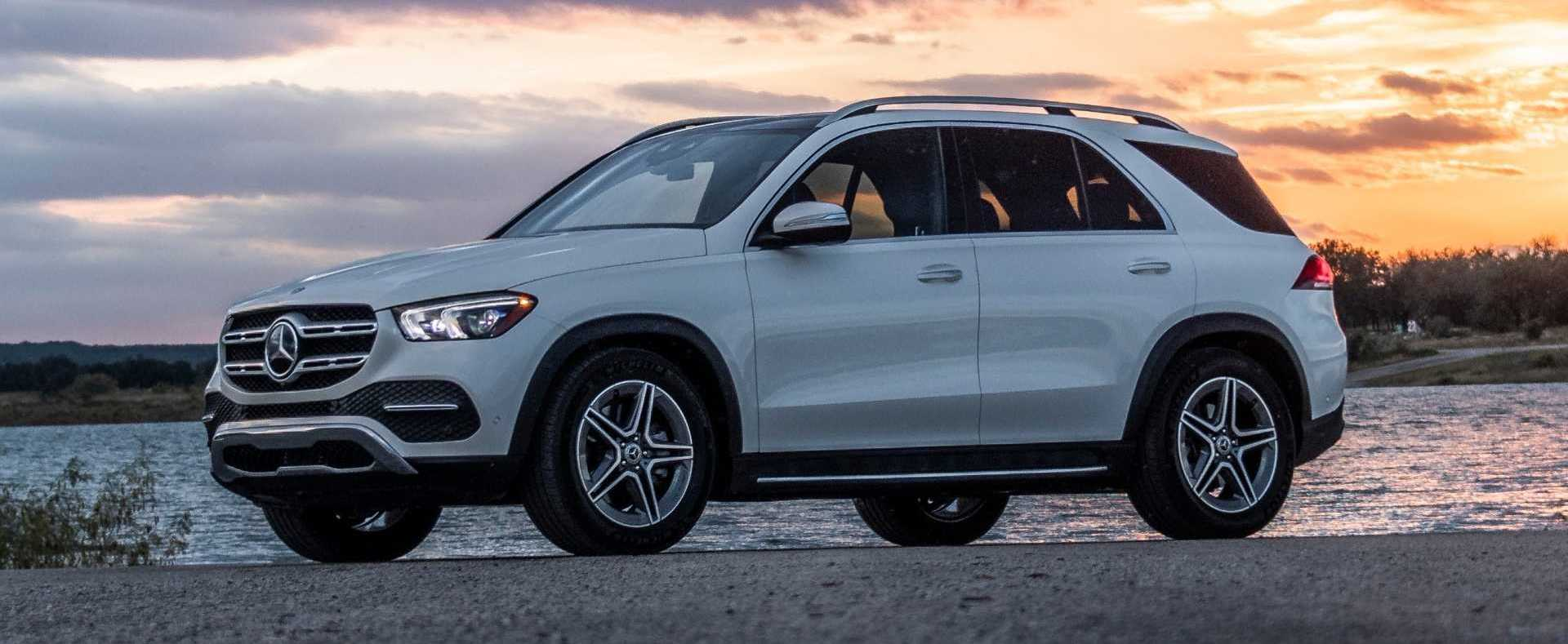 Volkswagen, Mercedes SUVs Earn Highest Top Safety Pick+ Awards