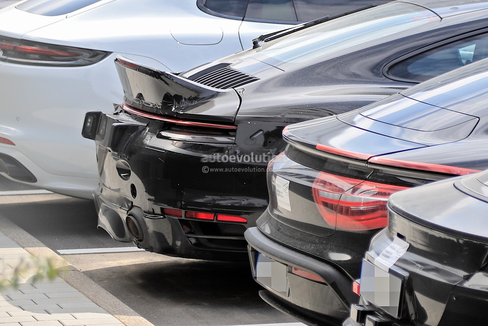 "Mysterious Porsche 911 ""Ducktail"" Prototype Can be One of Two Things"