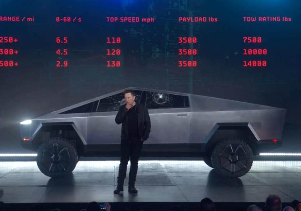 Wall Street is skeptical of Tesla's Cybertruck