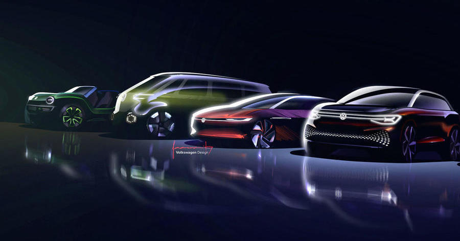 Volkswagen to launch 34 new models in 2020