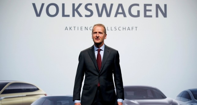 CEO says VW needs to change faster or risk going the way of Nokia