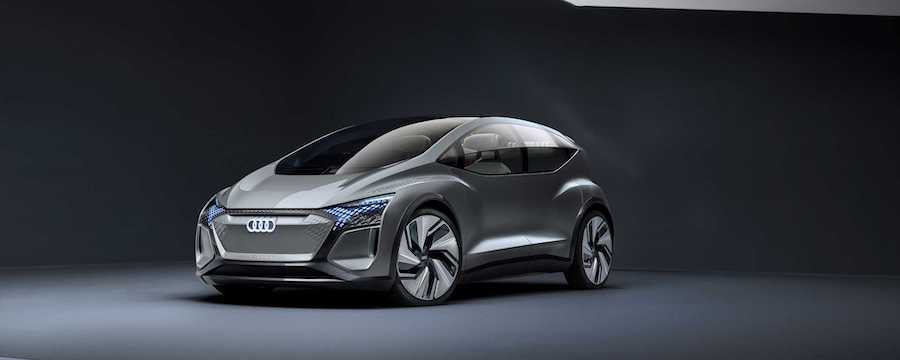 Audi Plans To Build A Tiny, Electric City Car