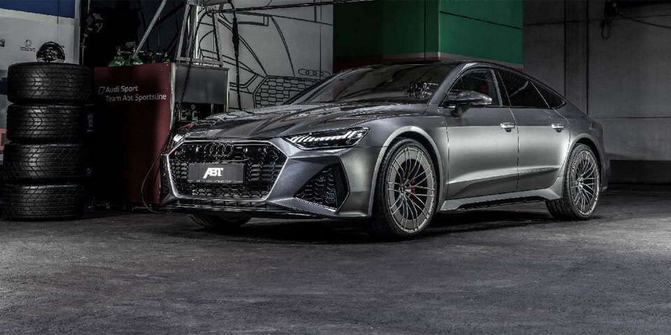 Audi RS6 und RS7 Sportback mit 700 PS