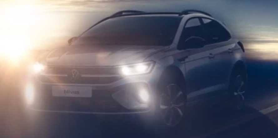 2021 VW Nivus Returns In Most Revealing Teaser To Date