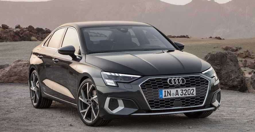 2021 Audi A3 Sedan Debuts With Fresh Design, New Technology