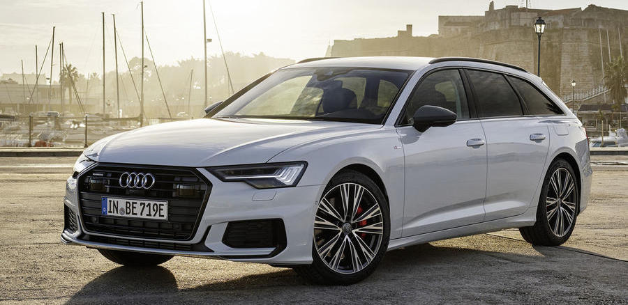 Audi A6 Avant 55 TFSIe quattro PHEV arrives with 362bhp