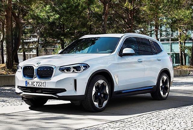Production iX3 Leaked, Is BMW's First Electric SUV