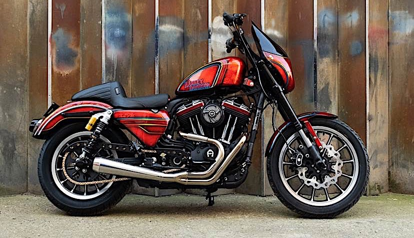 Harley-Davidson El Ganador Is How the Brits Build Club Style Motorcycles