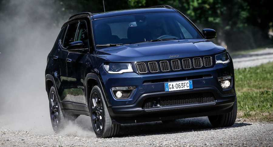 2021 Jeep Compass Gets New Engine And Range Of Updates In Europe