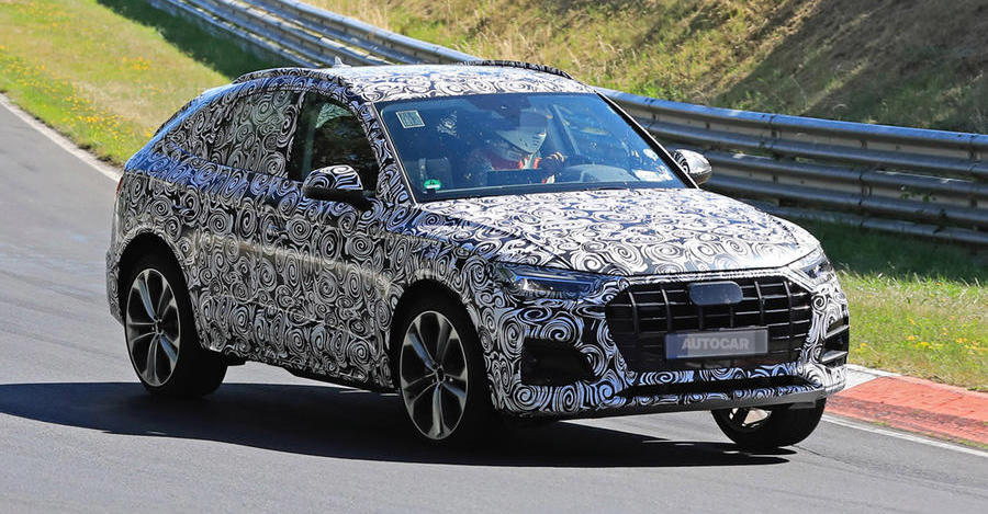 New Audi Q5 Sportback to join facelifted SUV range