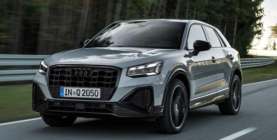 2021 Audi Q2 Debuts With Refreshed, Sharper Styling