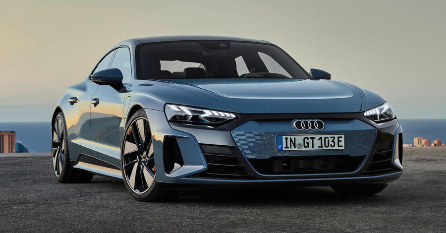 2022 Audi E-Tron GT Vs The Competition: How These EVs Compare