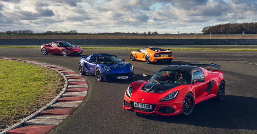 Lotus Elise and Exige bow out with uprated Final Editions