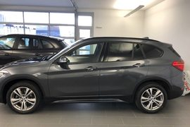 2018' BMW X1 sDrive 18d