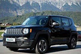 2017' Jeep Renegade