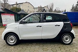 2015' Smart Forfour