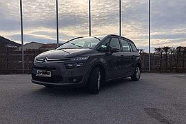 2017' Citroen Grand C4 Spacetourer