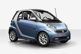 2014' Smart Fortwo