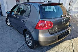 2007' Volkswagen Golf