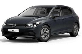 2020' Volkswagen Golf