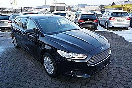 2017' Ford Mondeo