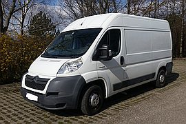 2009' Citroen Jumper L2/H2