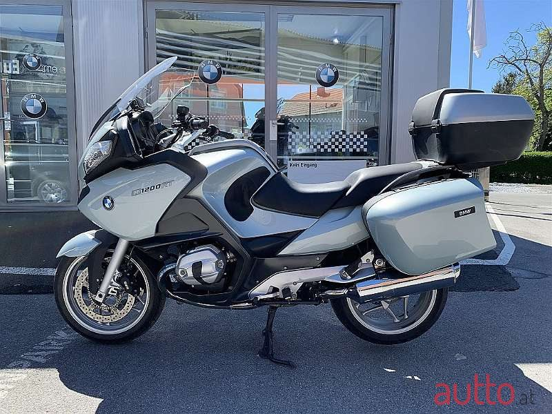 2010 BMW R 1200 RT in Graz, Austria