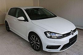2015' Volkswagen Golf