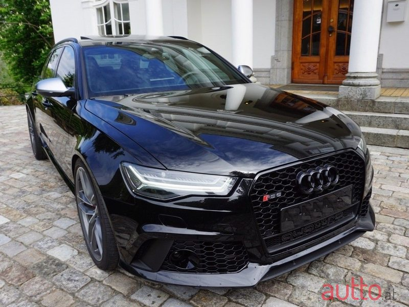 2016 Audi RS 6 Audi RS6 ready for delivery in Lienz, Österreich