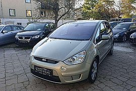 2009' Ford S-Max